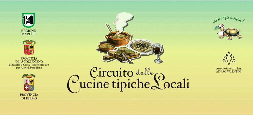 CHI MANGIA LA FOGLIA - Circuito delle cucine tipiche locali